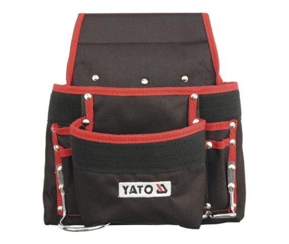 ee7f1007aca3 Szerszámos táska csővázas 31 részes (nyitott) YATO - Kulimary